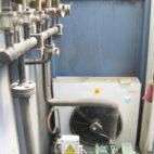 Chlazení plynného CO2, obr. 02 - Stávající chladící zařízení před rekonstrukcí