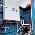 Chlazení plynného CO2, obr. 03 - Chladící zařízení po rekonstrukci