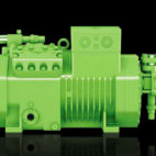 Dělení kompresorů 05 - Polohermetický kompresor Bitzer