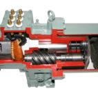 Klimatizace Hitachi 02 - Šroubový Screw kompresor