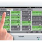 Klimatizace Hitachi 04 - Centrální ovladač Central Station