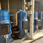 Modernizace klimatizačních a chladících jednotek 09