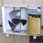 Namrzání venkovní jednotky v režimu tepelného čerpadla