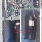 Revize tlakových nádob u chladicích zařízení 01