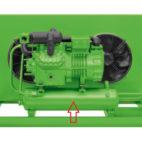 Revize tlakových nádob u chladicích zařízení 04