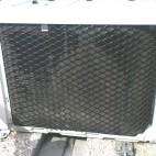 Čistota tepelných výměníků (kondenzátorů) - tepelný výměník 1