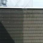 Čistota tepelných výměníků (kondenzátorů) - tepelný výměník 2